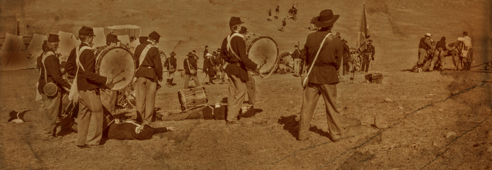 Moorpark Civil War Reenactment 2014