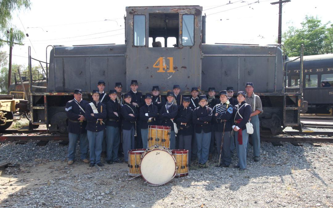 Orange Empire Railroad Museum 2018